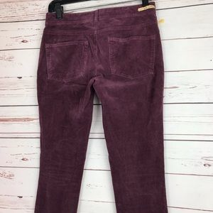 Pilcro and the Letterpress Pants - Pilcro and the letterpress Serif Corduroy Pants